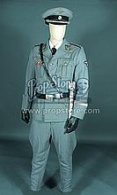 IS021 - Iron Sky - Wolfgang's (Udo Kier) Grey Uniform & Mace