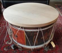 A Victorian Regimental Drum