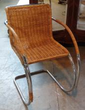 A Ludwig Mies van der Rohe Cantilever Arm Chair