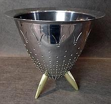 An Alessi Ice Bucket