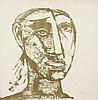 TYEB MEHTA 1925 2009 Head, Tyeb Mehta, INR200,000