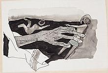 MAQBOOL FIDA HUSAIN 1913 2011 Untitled