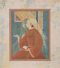 Abdur Rahman Chugtai 1897 1975 Untitled