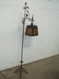 Old Ornate Floor Lamp 67 Inch