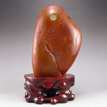 Superb Chinese Hetian Jade Original Stone / Gamble Stone