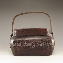 Chinese Bronze Home Incense Burner w Ming Dynasty Xuan De Mark