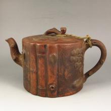 Handmade Chinese Yixing Zisha / Purple Clay Teapot