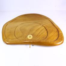 Superb Chinese Natural Jin Si Nan Wood Tea Tray
