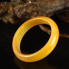 Internal Diameter 54mm Chinese Natural Jade Bracelet