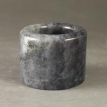 Chinese Natural Hetian Jade Ring