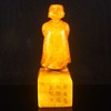 Beautiful Color Hand-carved Chinese Shoushan Stone Scholar Seal