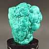 Superb Chinese Natural Turquoise Original Stone Statue