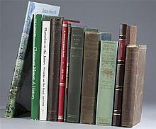 Eleven Books of Virginia and its Plantations, including two on Brandon Plantation