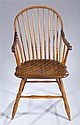 Bowback American Windsor Arm Chair