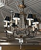 Colonial Revival Hanging Chandelier