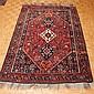 Semi-Antique Hamadan Rug