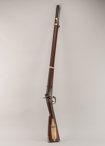 Us Model 1841 Percussion Rifle