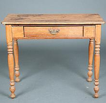 Sheraton Style Pine Table