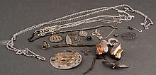 Sterling Jewelry and Pendants