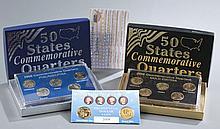 Gold & Siver 2008 50 States Commemorative Quarters