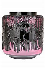 Pilgrim Cameo Glass Cache,
