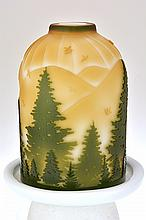 Pilgrim Cameo Glass Fairy Light,