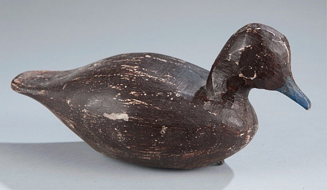 Ruddy Duck Decoy