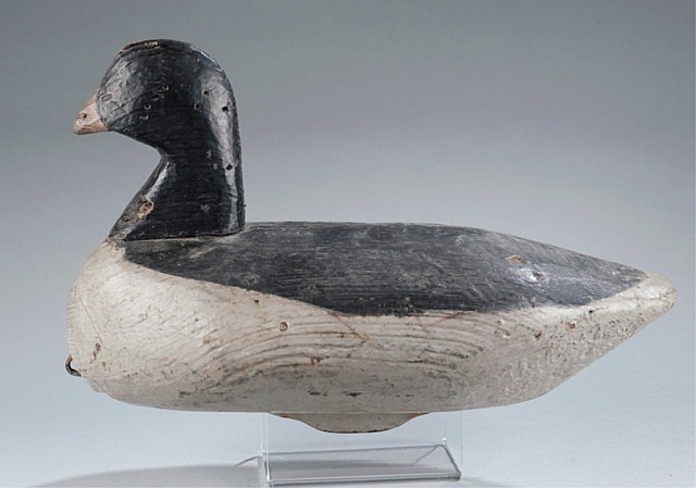 Brant Bluebill Duck Decoy