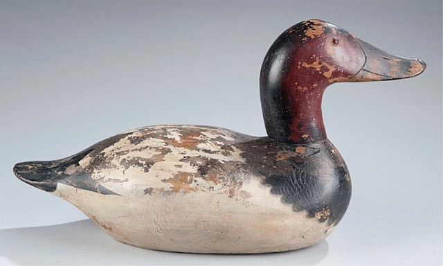 Oversized Mason Premier Grade Duck Decoy