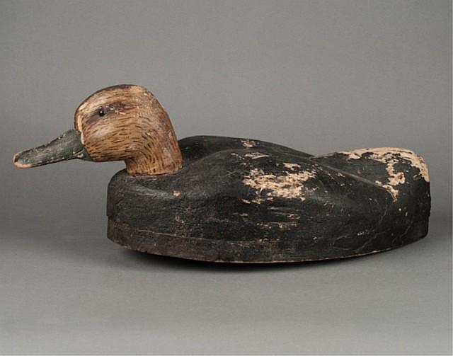 Balsa Wood Susquehanna Flats Black Duck
