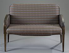 Knoll Upholstered Love Seat