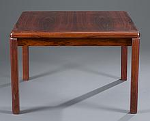 Danish Modern Rosewood Occasional Table