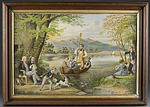 Charles H. Crosby & Co. Chromolithograph