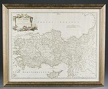 After Didier Robert de Vaugondy (French,1723-1786)