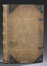 German Martin Luther Bible c.1755