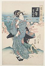 Eizan (Japanese, 1787-1867)