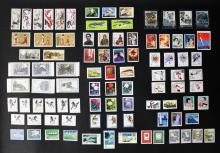 A LOT CHINESE STAMP
