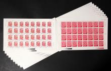 10 SETS CHINESE STAMP