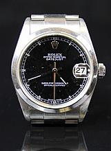 An Oyster Perpetual Style Rolex Watch