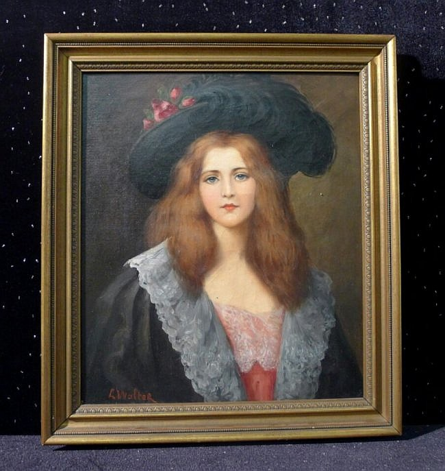 7: Oil on Canvas