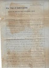 St. Paul's, South Carolina, Plantation Real Estate Title; South Carolina's Second Oldest Settlement