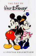 Disney Studios, The Art of Walt Disney: A Special Collection, Poster