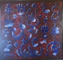 James Hansen, The Art of Living, Oil Painting