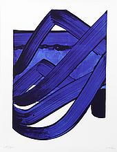 Pierre Soulages, Composition, Lithograph