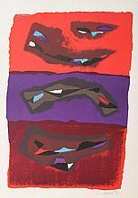 Edo Murtic, Zasicenost, Lithograph