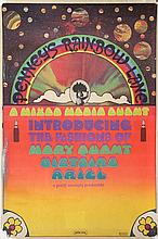 Peter Max, Rainbow Lane, Poster