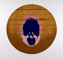 Cindy Wolsfeld, Social Self-Portrait, Lithograph