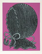 William Copley, Baby Bonnet, Serigraph