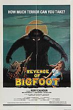 Revenge of Big Foot, Movie Poster