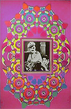 Peter Max, Ben Turpin Cameo, Poster